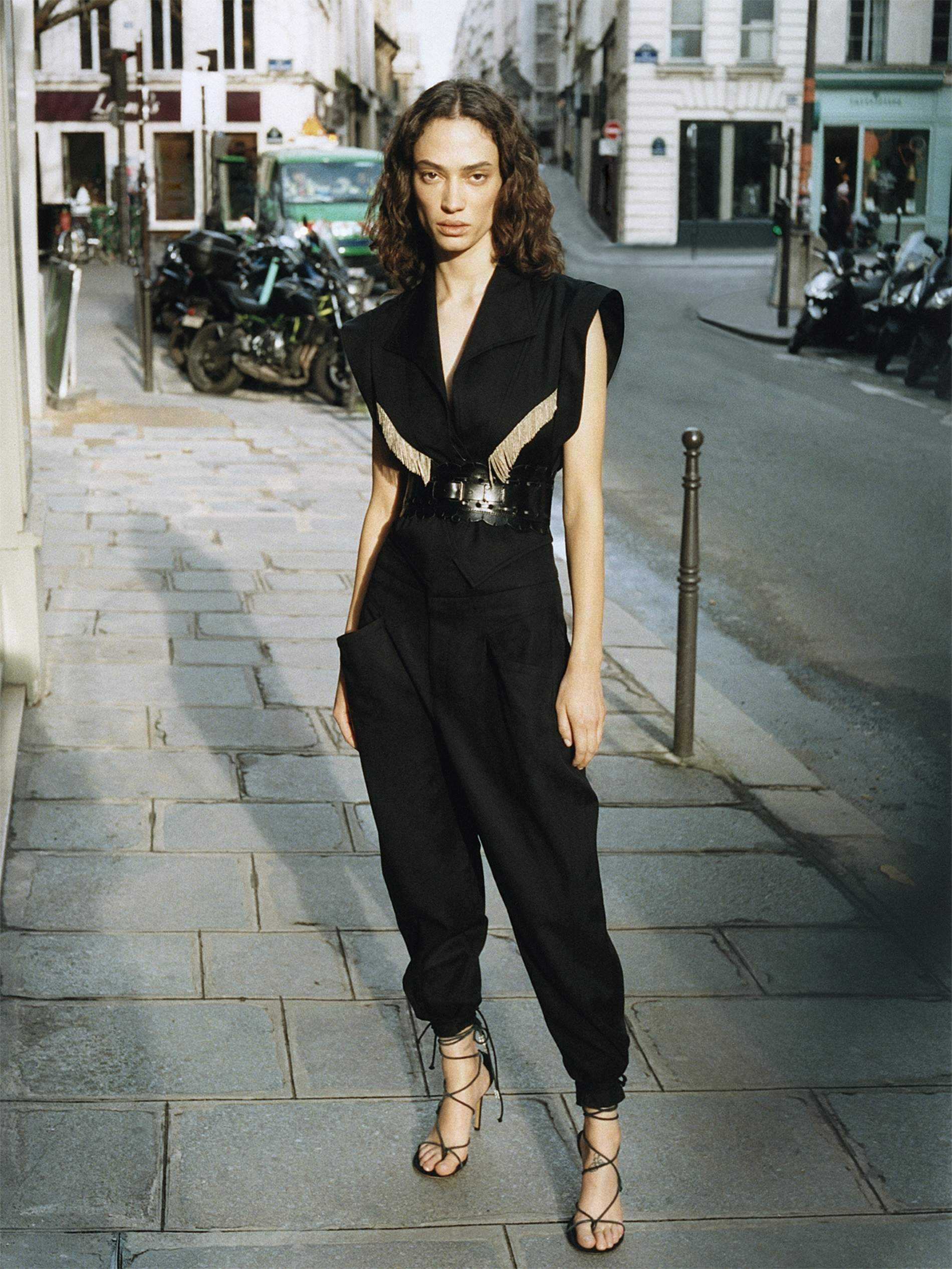 Isabel Marant On How To Master Chic Cool-Girl Dressing