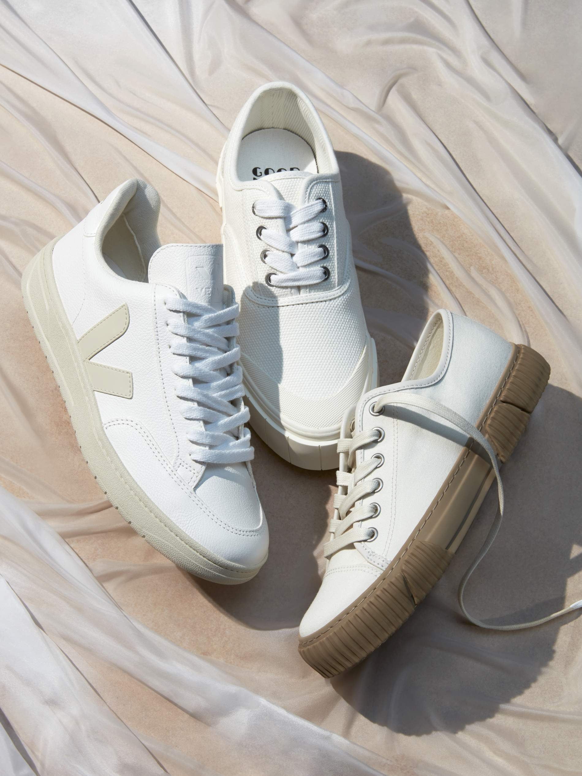 Sustainable Sneakers: The Brands