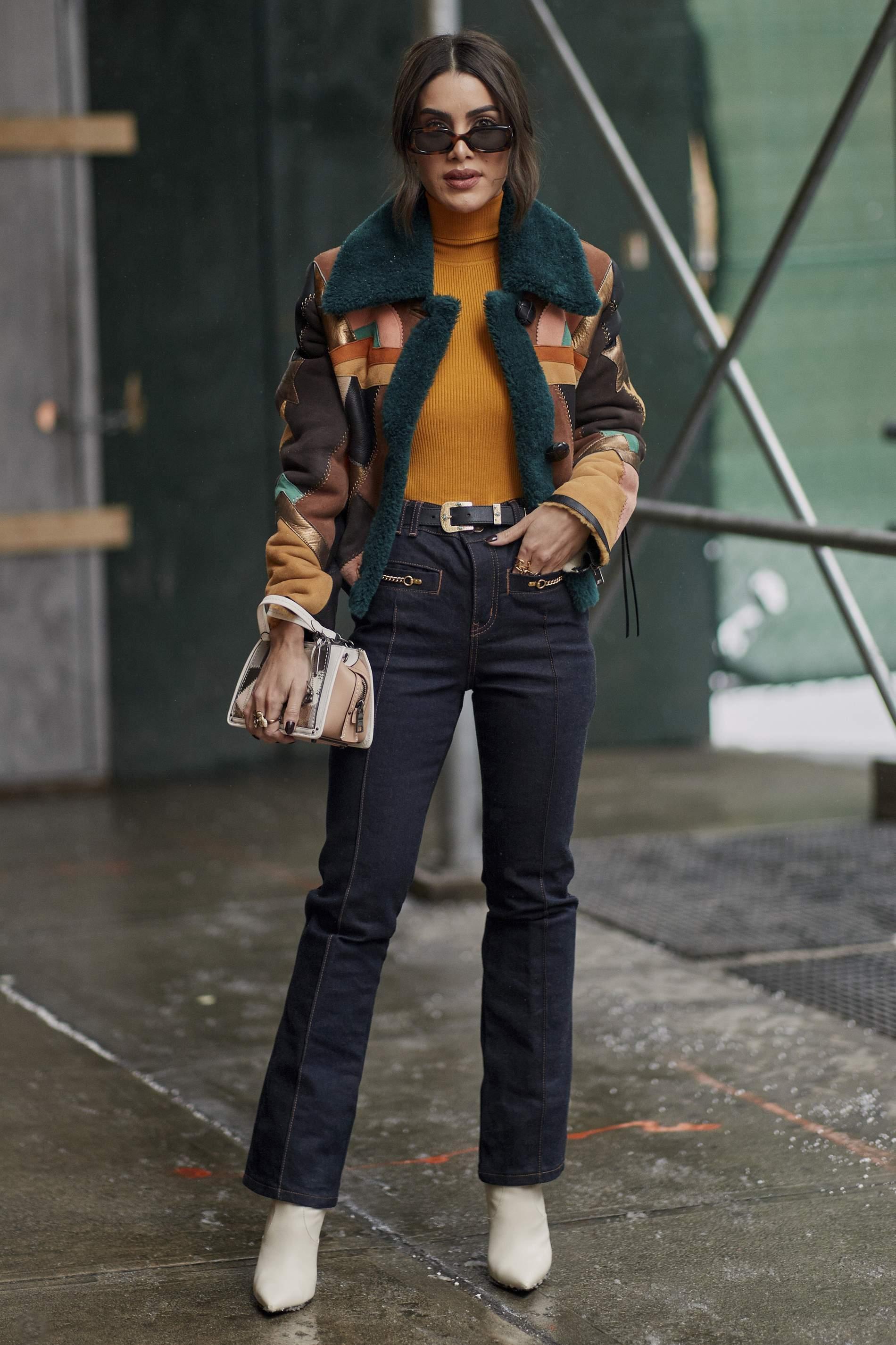 2ad44bc63807 Best Dressed: New York Fashion Week FW19 Street Style | PORTER