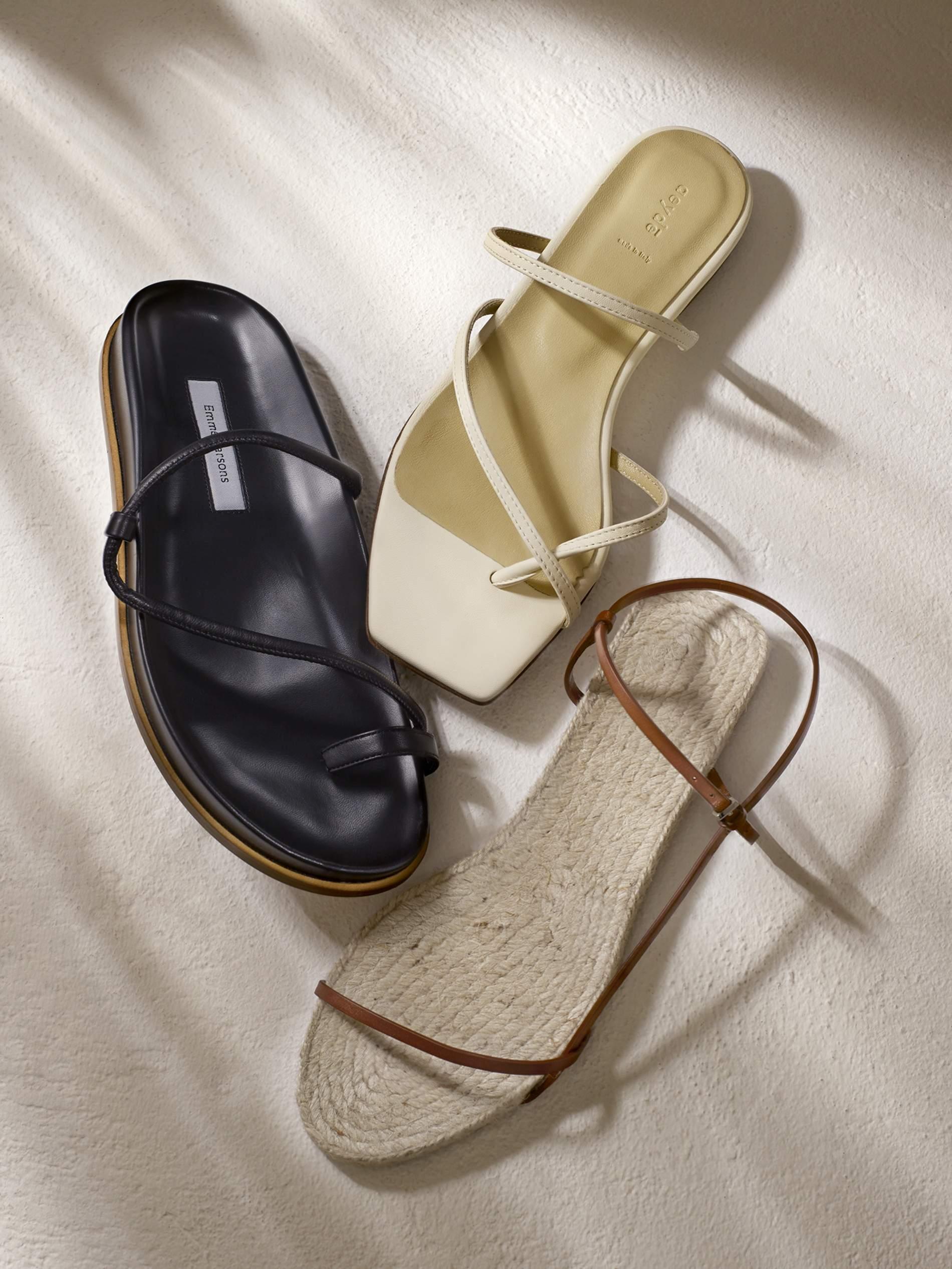Best Sandals: The Designer Edit For a