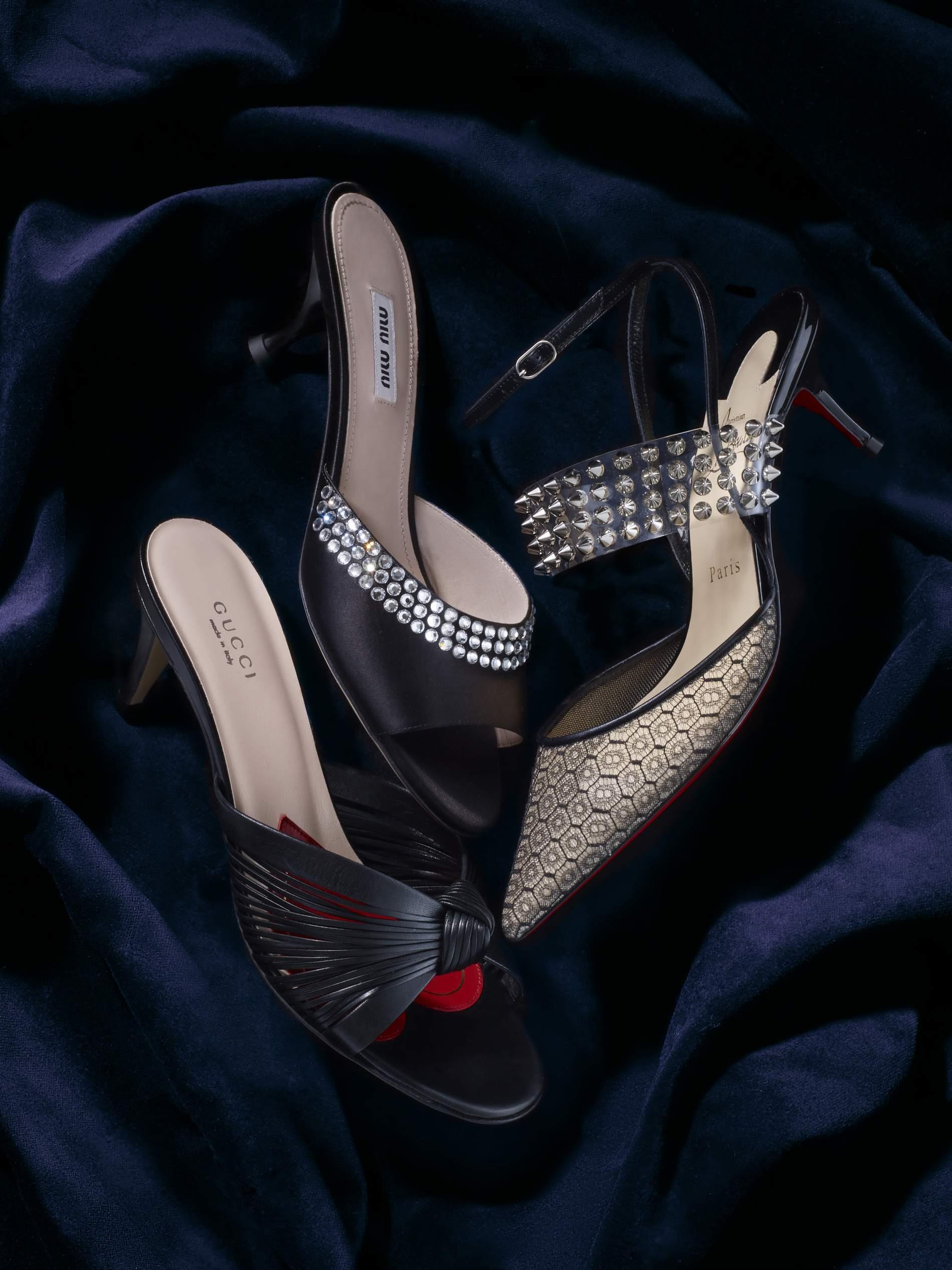Best Kitten Heel Shoes: The Designer