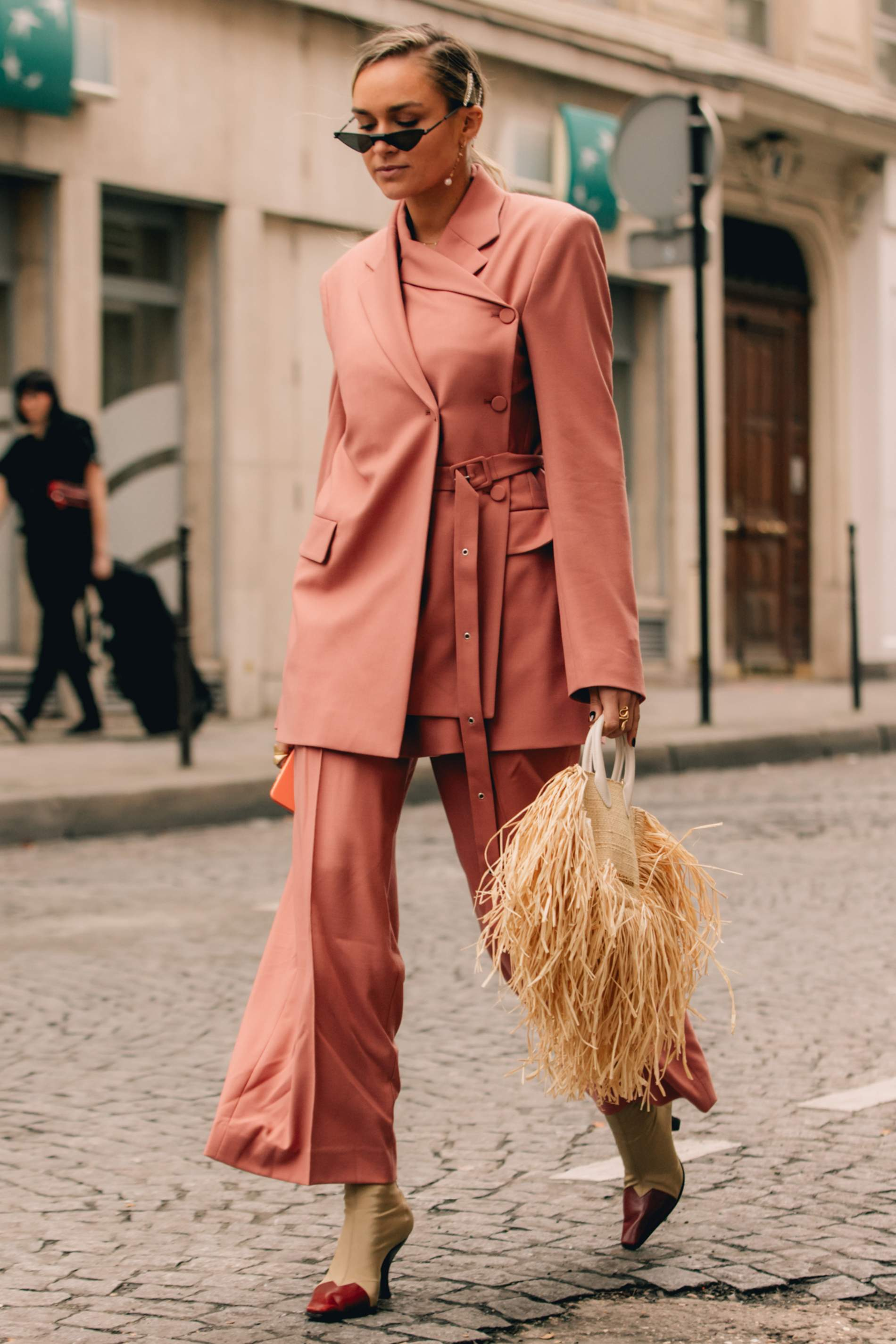 aaca688987f8 Best Dressed  Paris Fashion Week FW19 Street Style