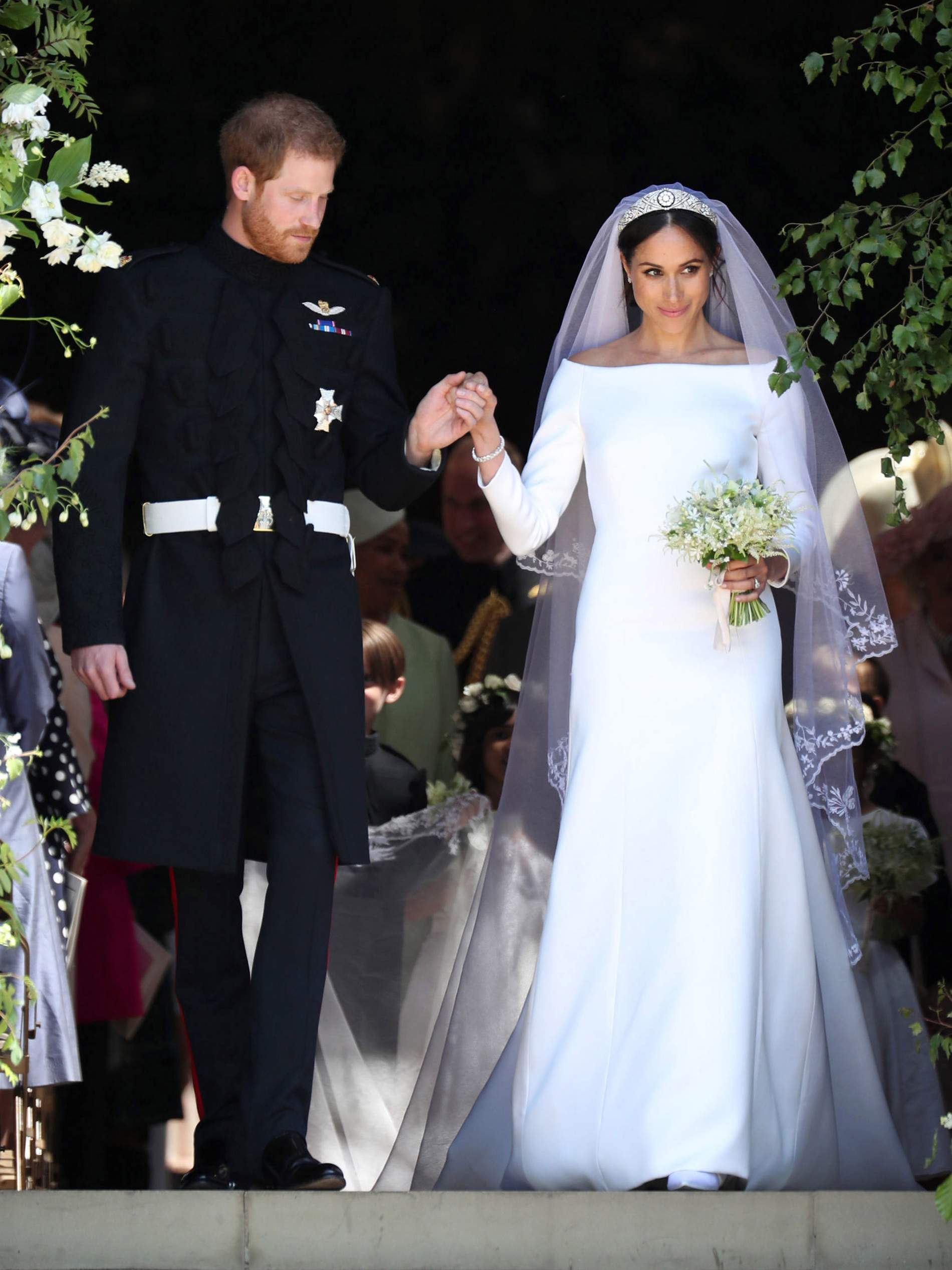 Best Celebrity Wedding Dresses: From Meghan Markle To Jackie Kennedy ...