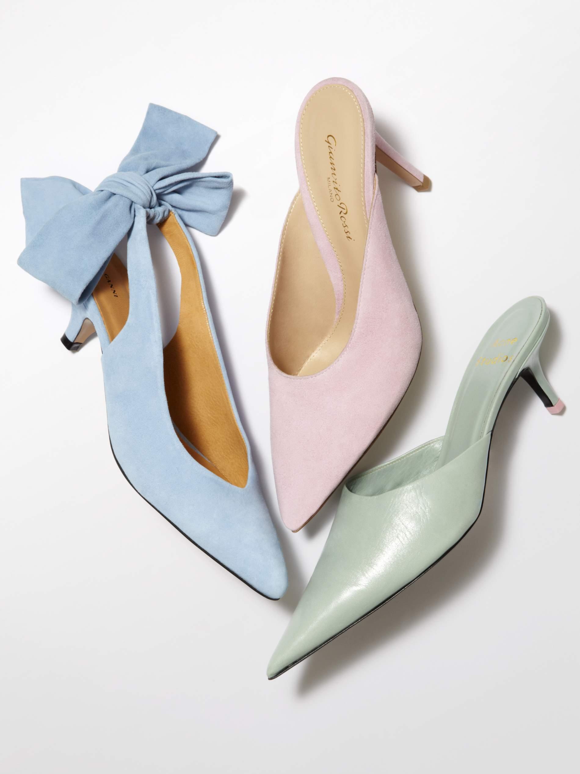 20b675b9669d Best Pastel Shoes  The Designer Edit