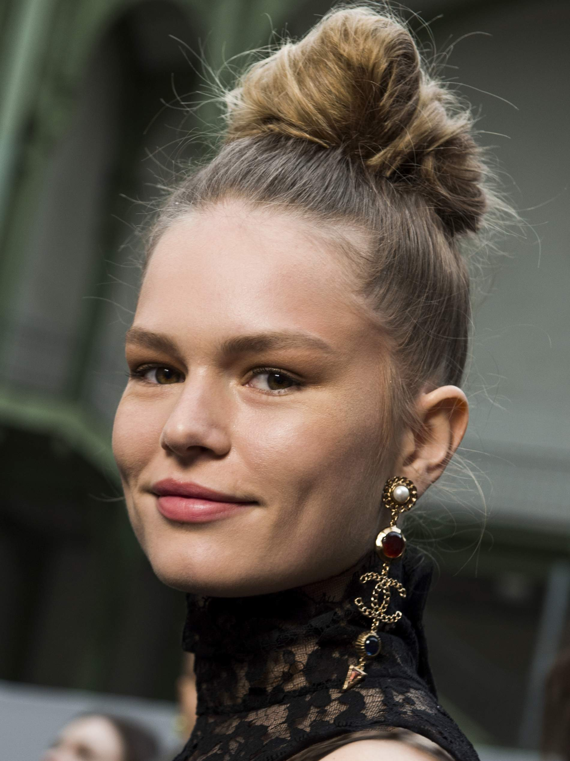 Whip It: Ponytails Get a High-Fashion Makeover for Fall2011 photo