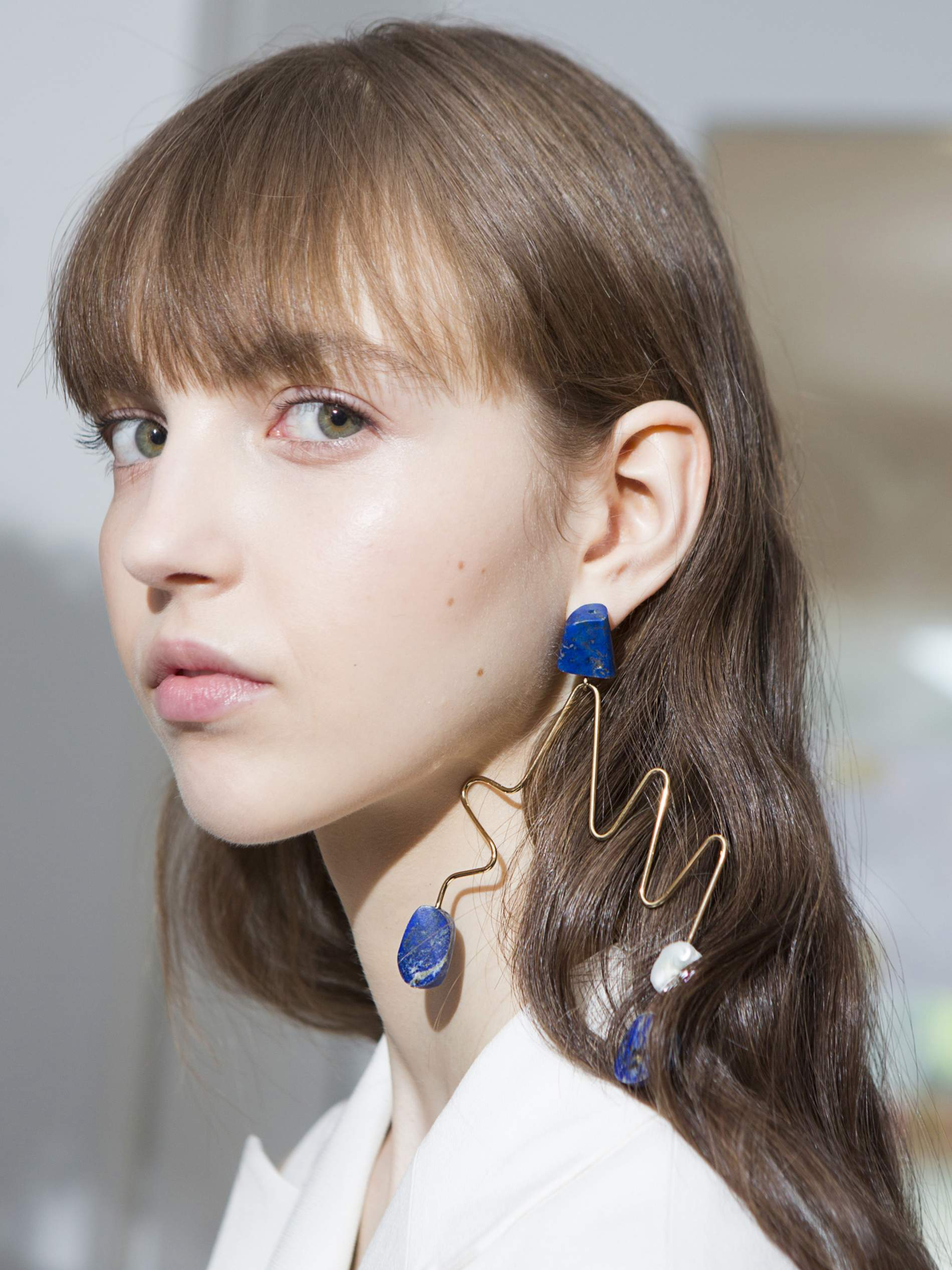 Earrings Trend The Arty Jewelry To Wear With Everything This Season