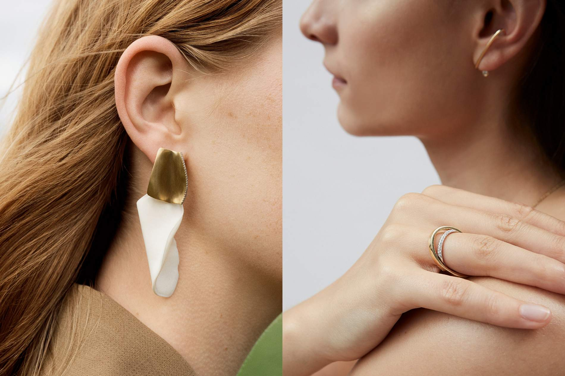 The Key Jewelry Trends To Know For A New Season Update | PORTER