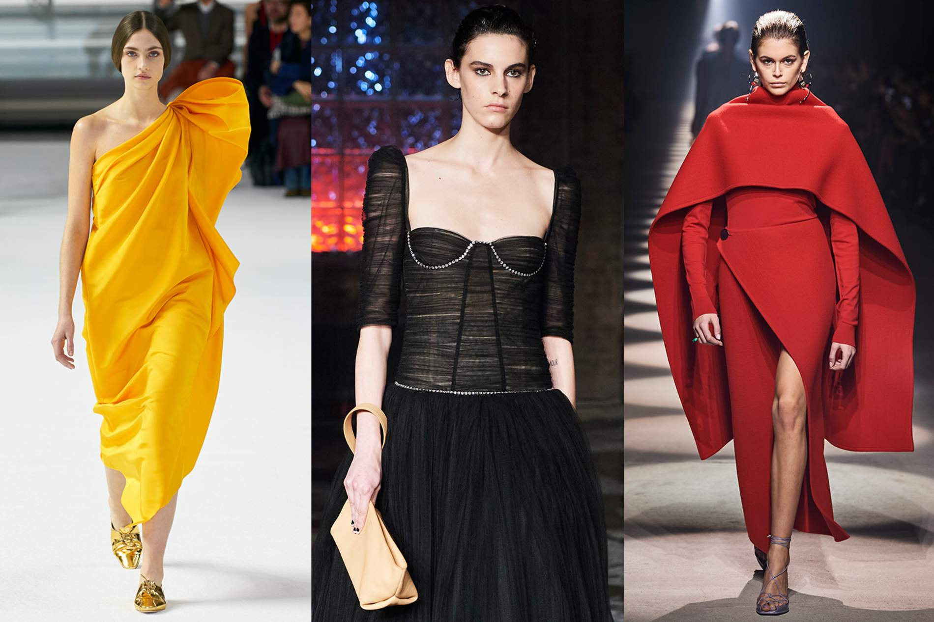 Fw20 Fashion Trend Report Women S Fashion Trends For Fall Winter 2020 Porter