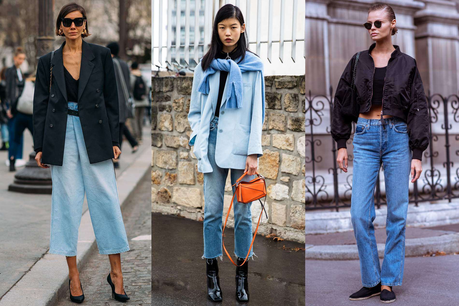 Street Style Jeans 2019