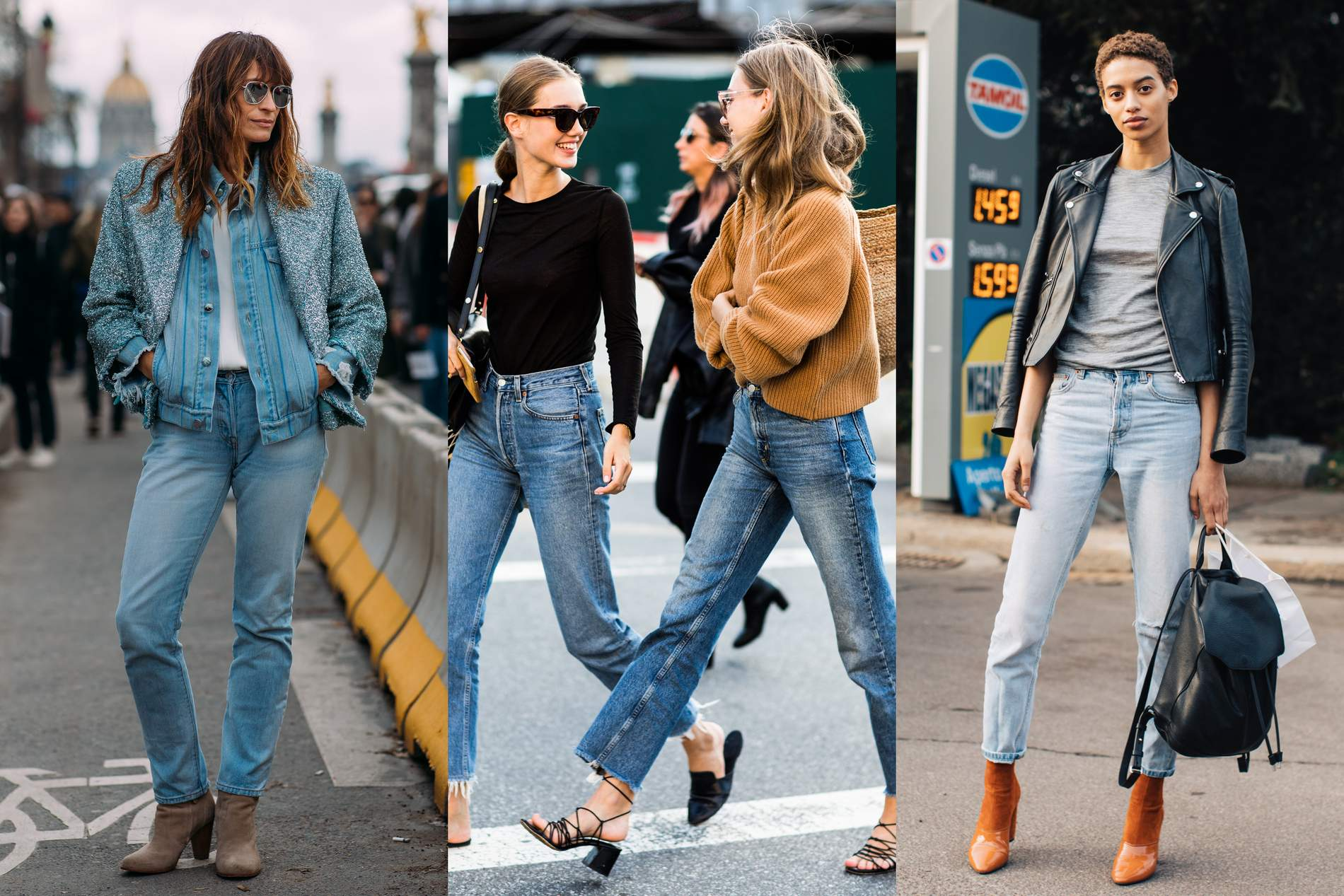 How to Wear the Best Denim for Spring 2019
