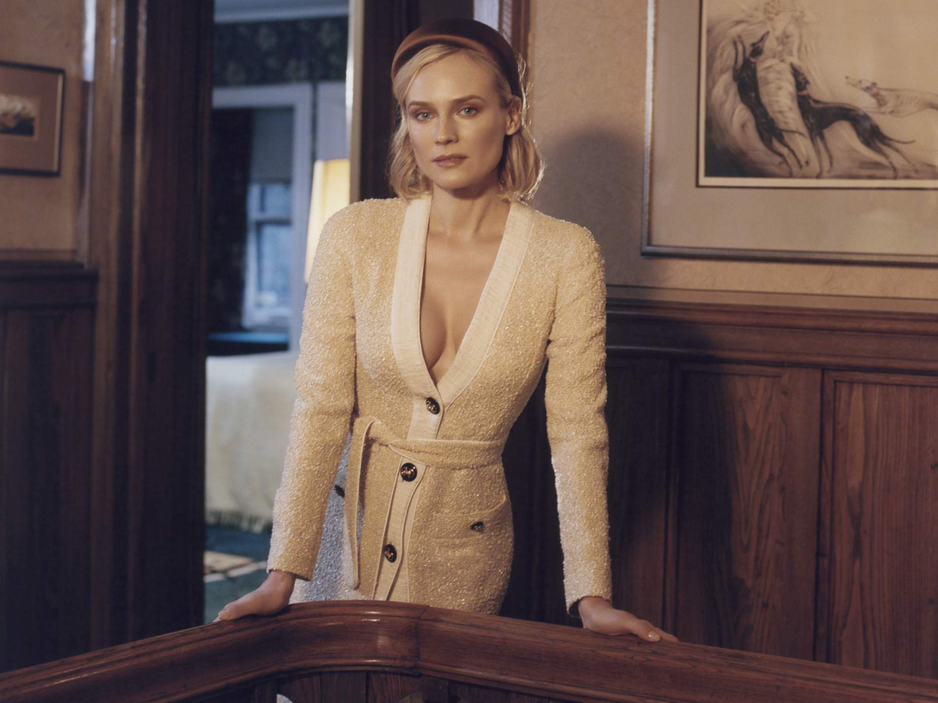 4059faa97a Diane Kruger Talks Family Life