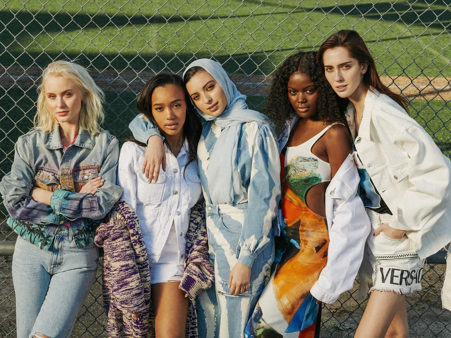 c07fb3526b Zara Larsson, Teddy Quinlivan, Sherrie Silver, Lauren Simmons & Noor Tagouri