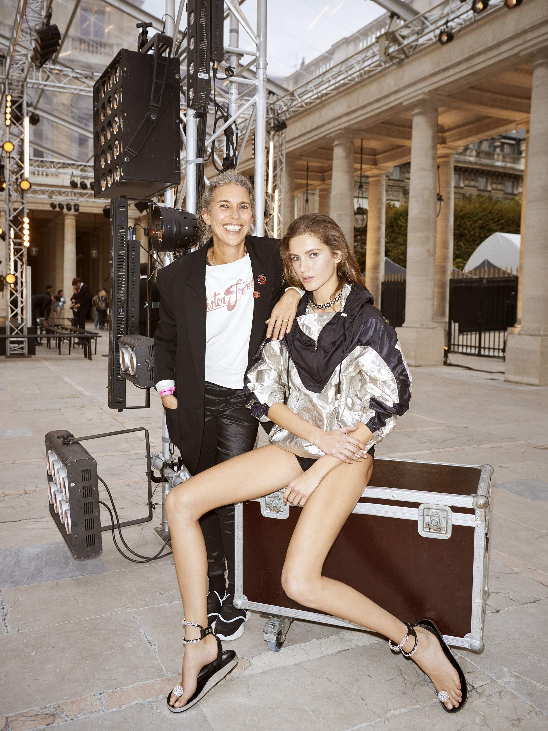 2cd07d44a42b94 Isabel Marant On How To Master Chic Cool-Girl Dressing   The Secret ...