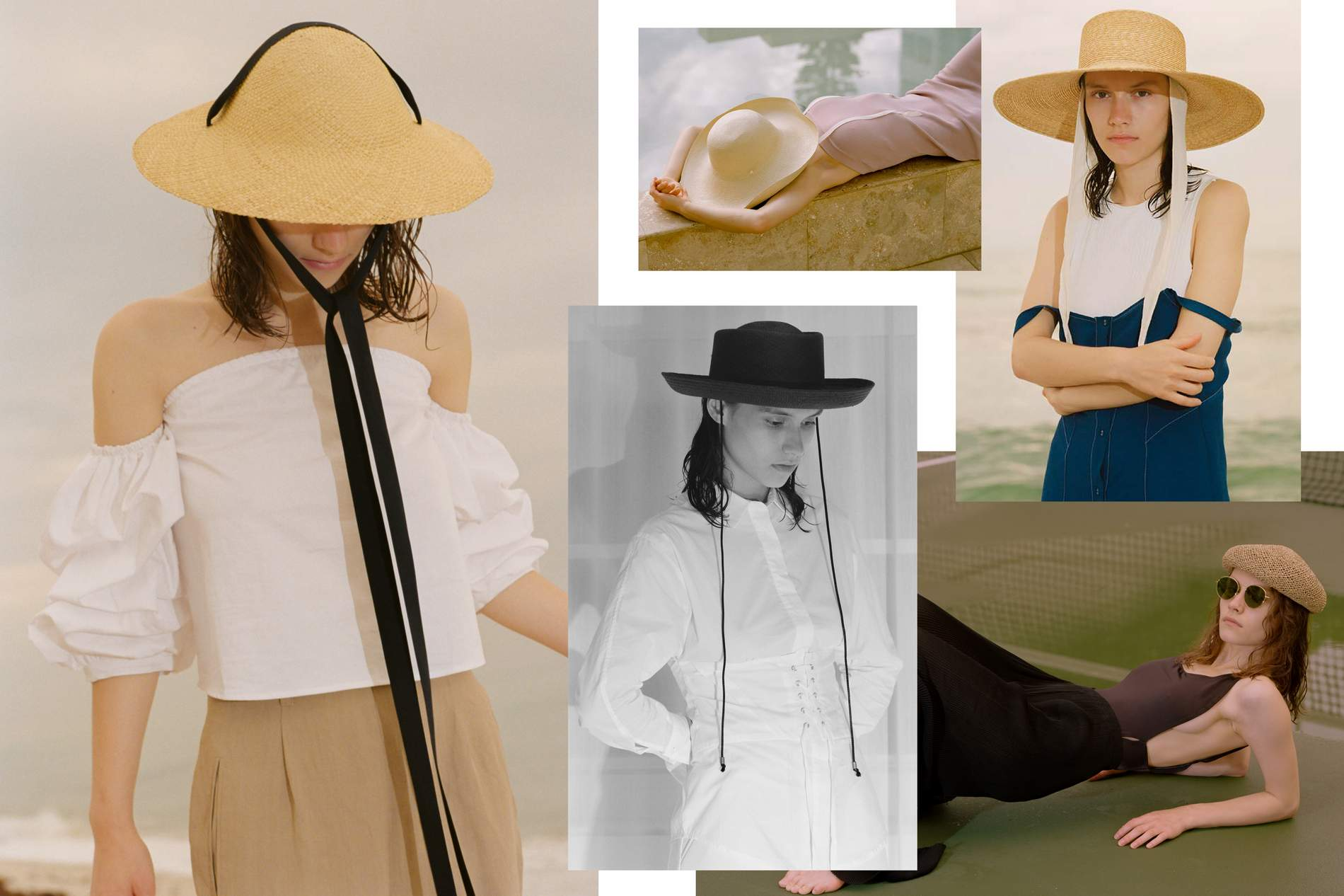 Clyde: The Label To Know Now For Chic Sun Hats & Cool Berets