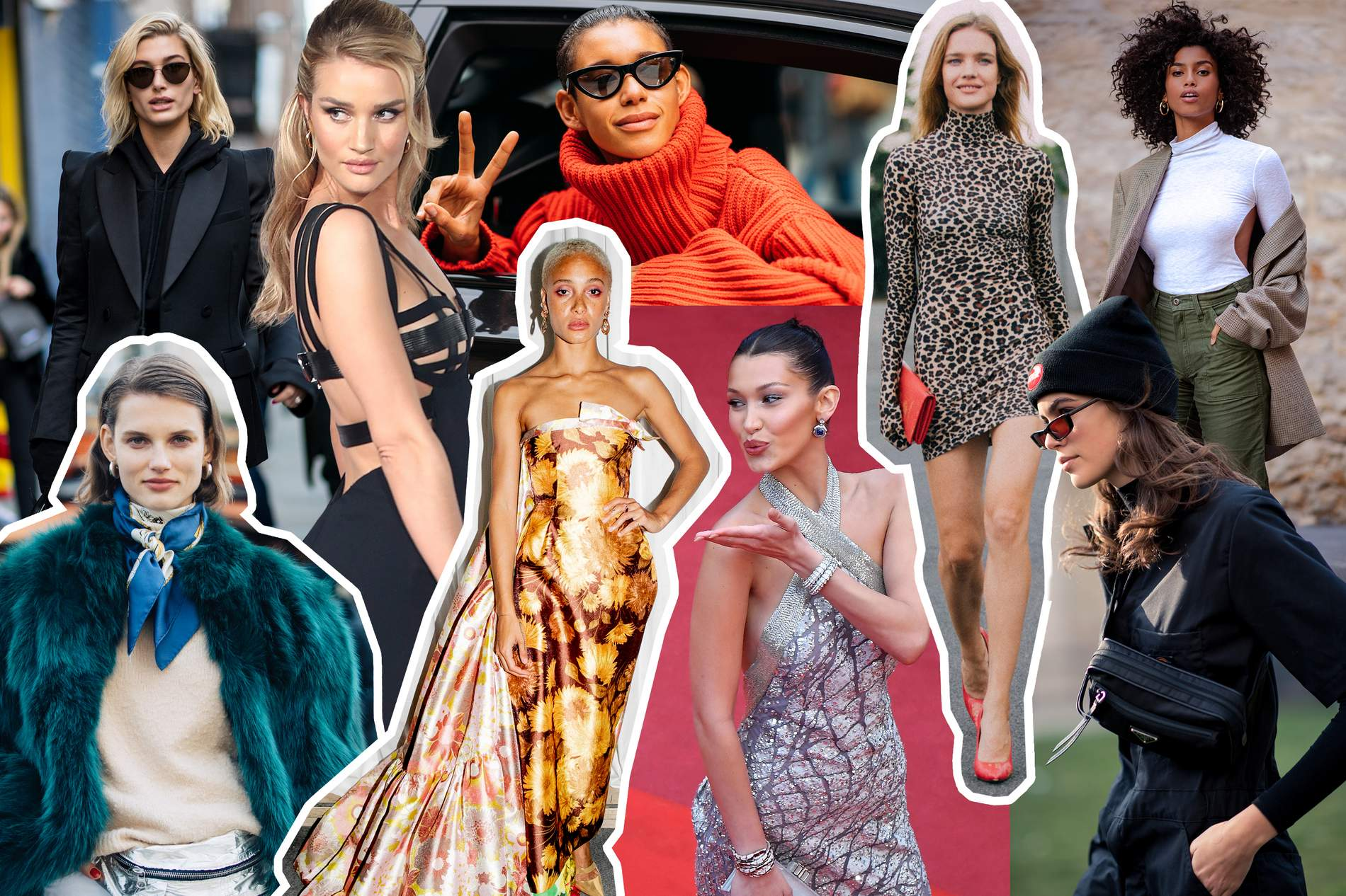 3cd21a1bcd47 Best Dressed Models 2018 & How To Steal Their Style | PORTER