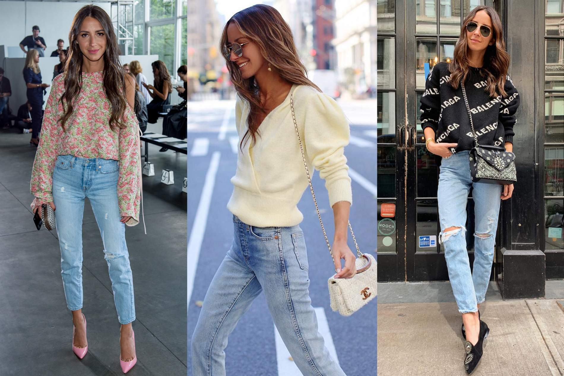 55496f5434 American blogger and designer ARIELLE CHARNAS grants her 1.2 million  Instagram followers an access-all-areas pass to her super-stylish wardrobe.