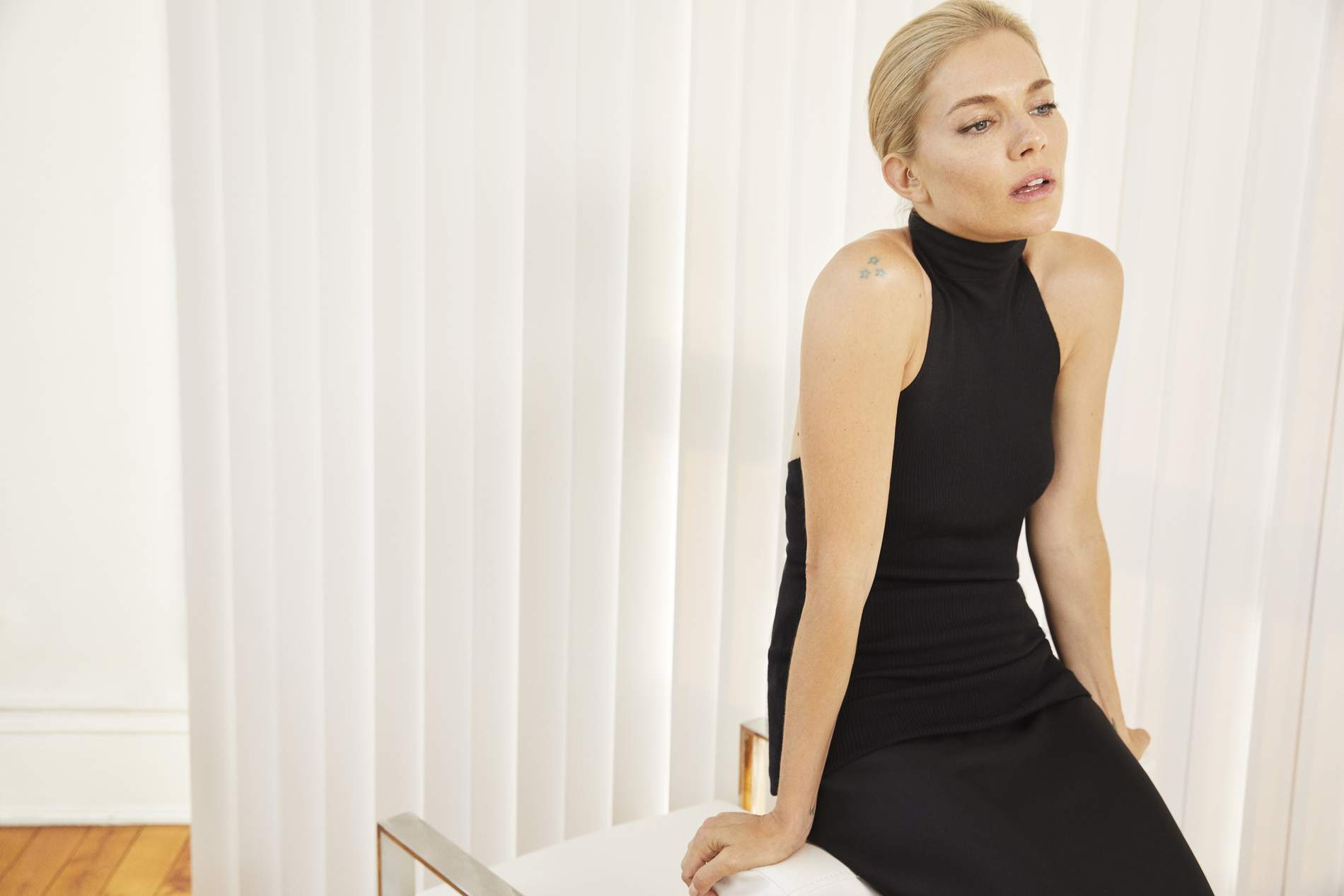 Sienna Miller On Why She's Having The Time Of Her Life | PORTER