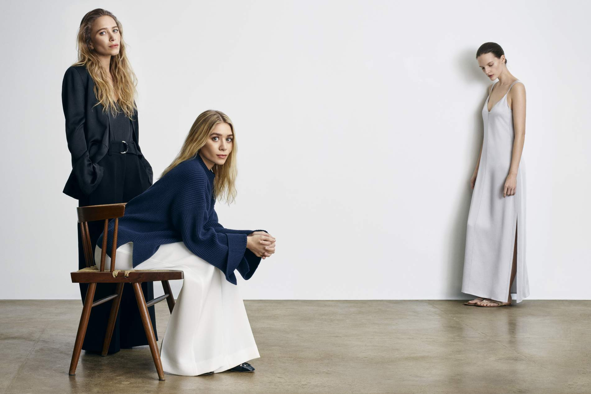 Ashley Mary Kate Olsen Interview The Designers On Elizabeth James Porter