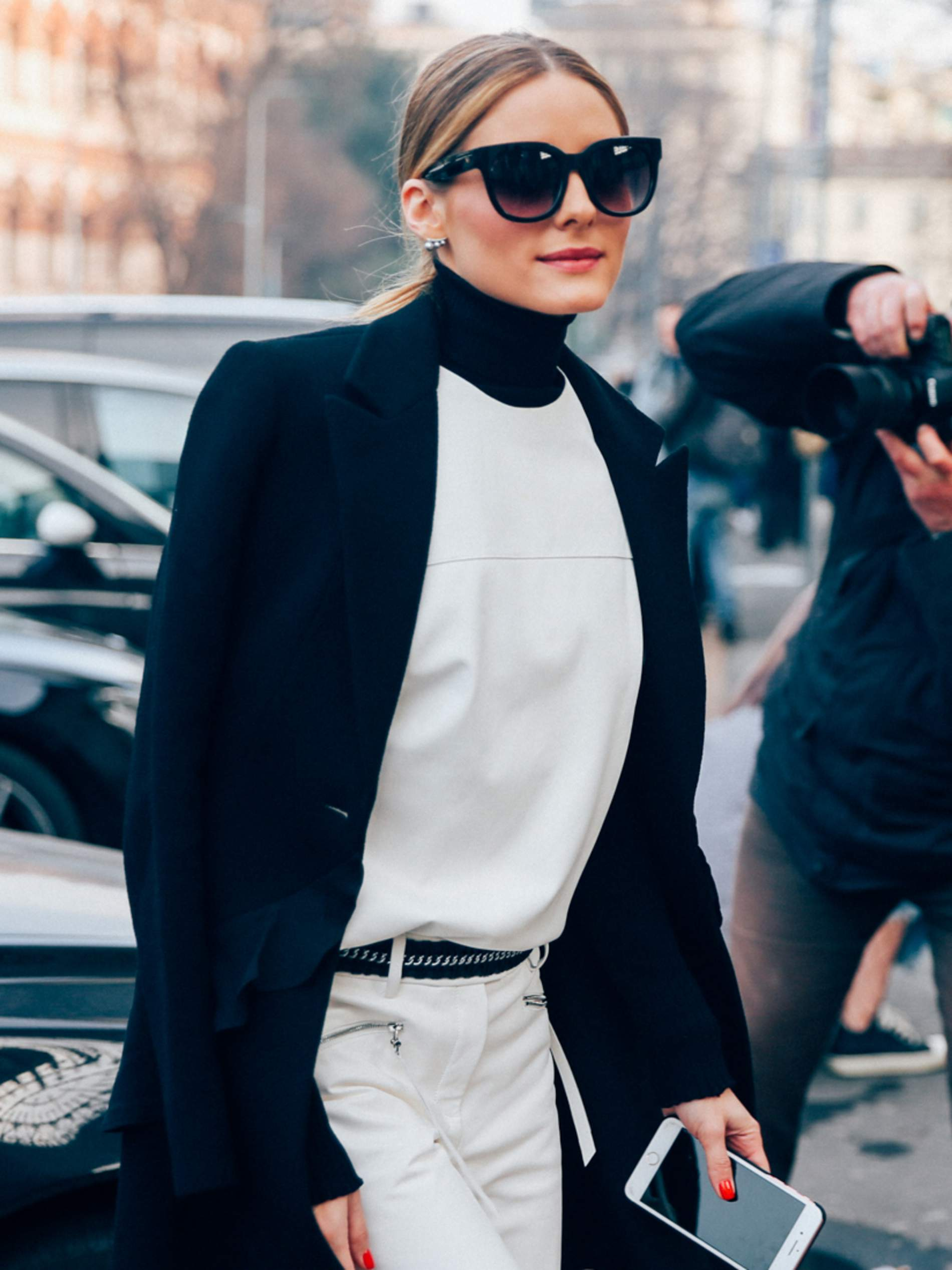 0a1af4d474 Ever since appearing on reality series The City, OLIVIA PALERMO has paved  her way as one of NYC's most discerning dressers. But when it comes to  beauty?