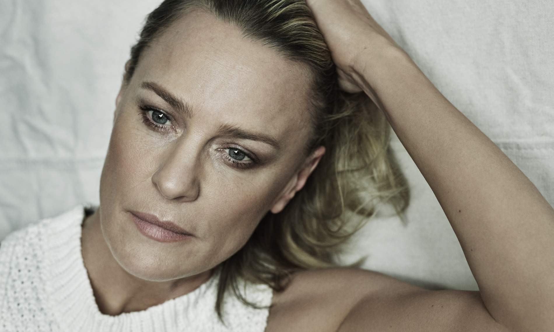 Robin Wright On Wonder Woman Equality House Of Cards Porter