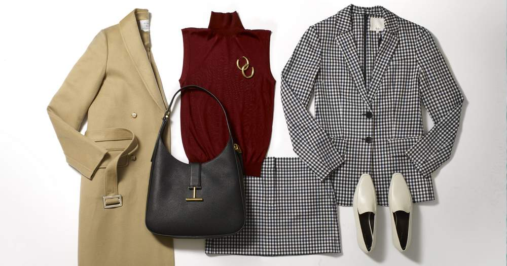 THIS is how to wear a skirt suit