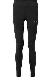 Power Epic Lux paneled Dri-FIT stretch leggings