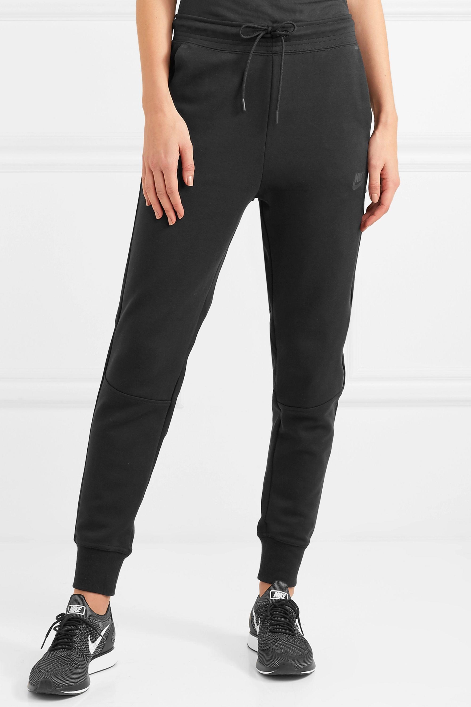 Pantalon de survêtement en jersey de coton mélangé Tech Fleece