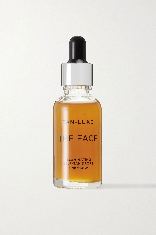 TAN-LUXE The Face Illuminating Self-Tan Drops - Light/Medium, 30ml