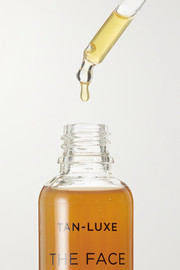 The Face Illuminating Self-Tan Drops - Light/Medium, 30ml