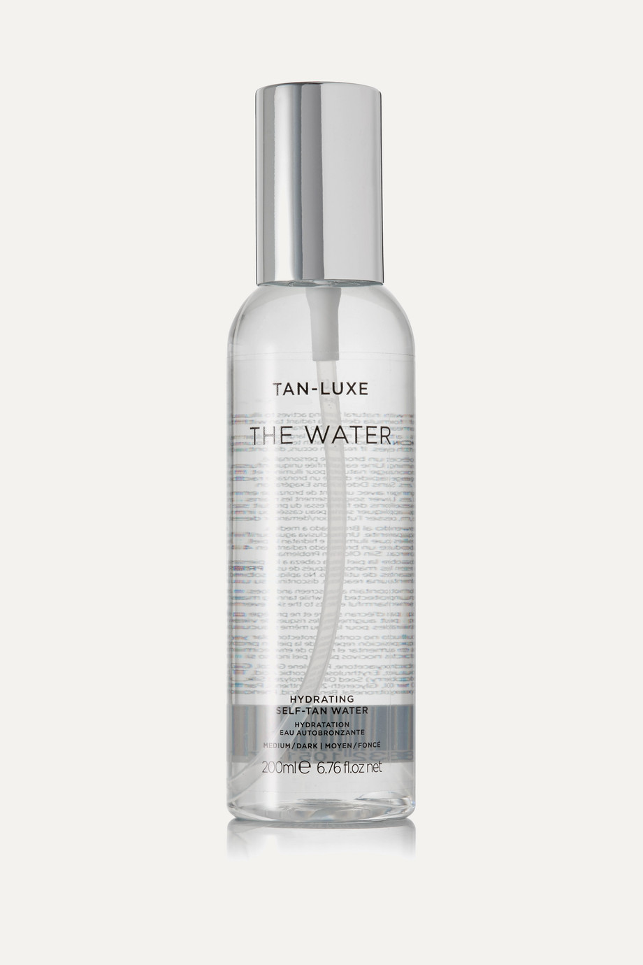 TAN-LUXE The Water Hydrating Self-Tan Water - Medium/Dark, 200ml