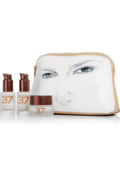 37 ACTIVES Erin Wasson Travel Set - One Size in Colorless