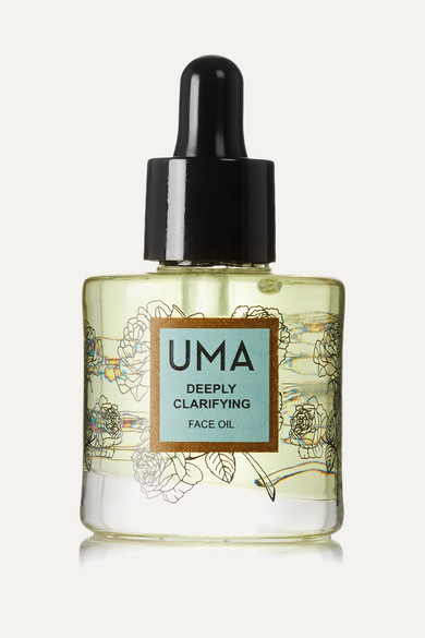 UMA OILS DEEPLY CLARIFYING FACE OIL, 30ML - COLORLESS