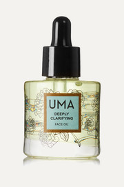 UMA Oils Deeply Clarifying Face Oil, 30ml