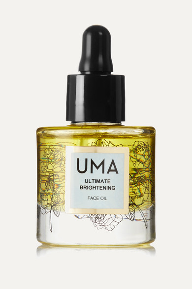 UMA OILS ULTIMATE BRIGHTENING FACE OIL, 30ML - COLORLESS