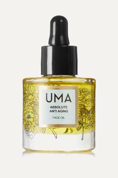 UMA OILS ABSOLUTE ANTI-AGING FACE OIL, 30ML - COLORLESS