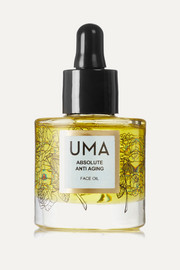 UMA Oils Absolute Anti-Aging Face Oil,  30ml