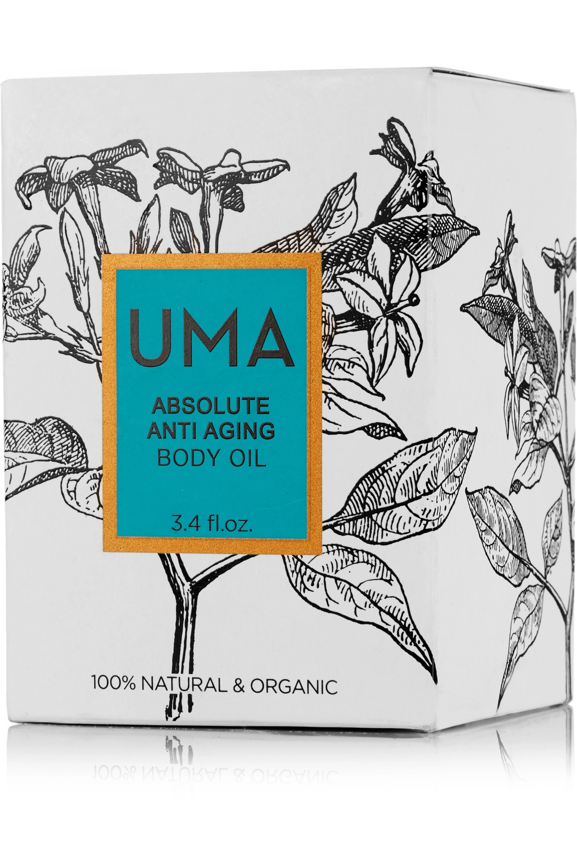 UMA Oils + NET SUSTAIN Absolute Anti-Aging Body Oil, 100ml