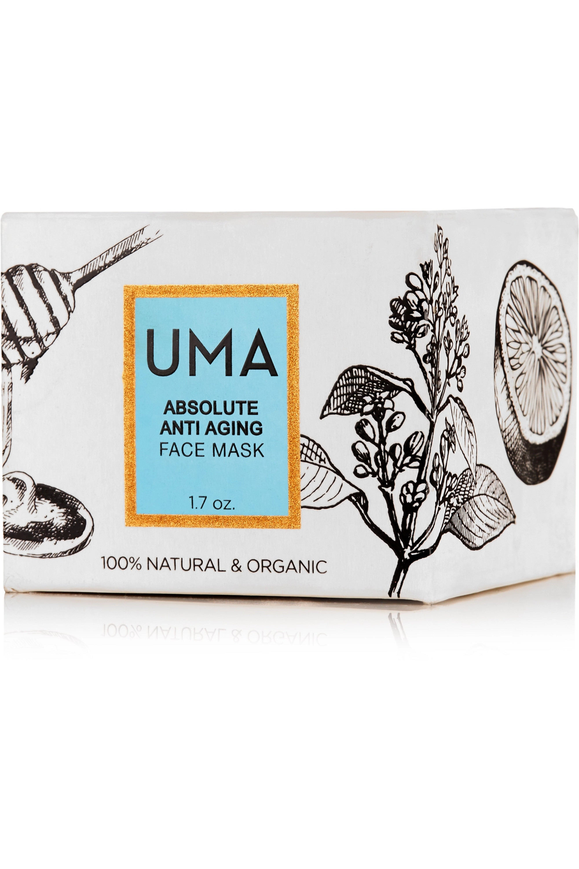 UMA Oils + NET SUSTAIN Absolute Anti-Aging Mask, 50ml