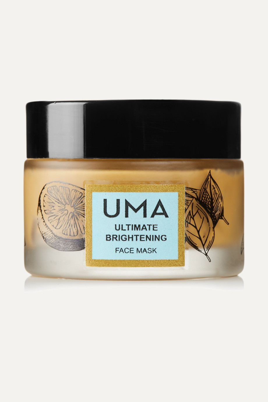 UMA Oils + NET SUSTAIN Ultimate Brightening Face Mask, 50ml