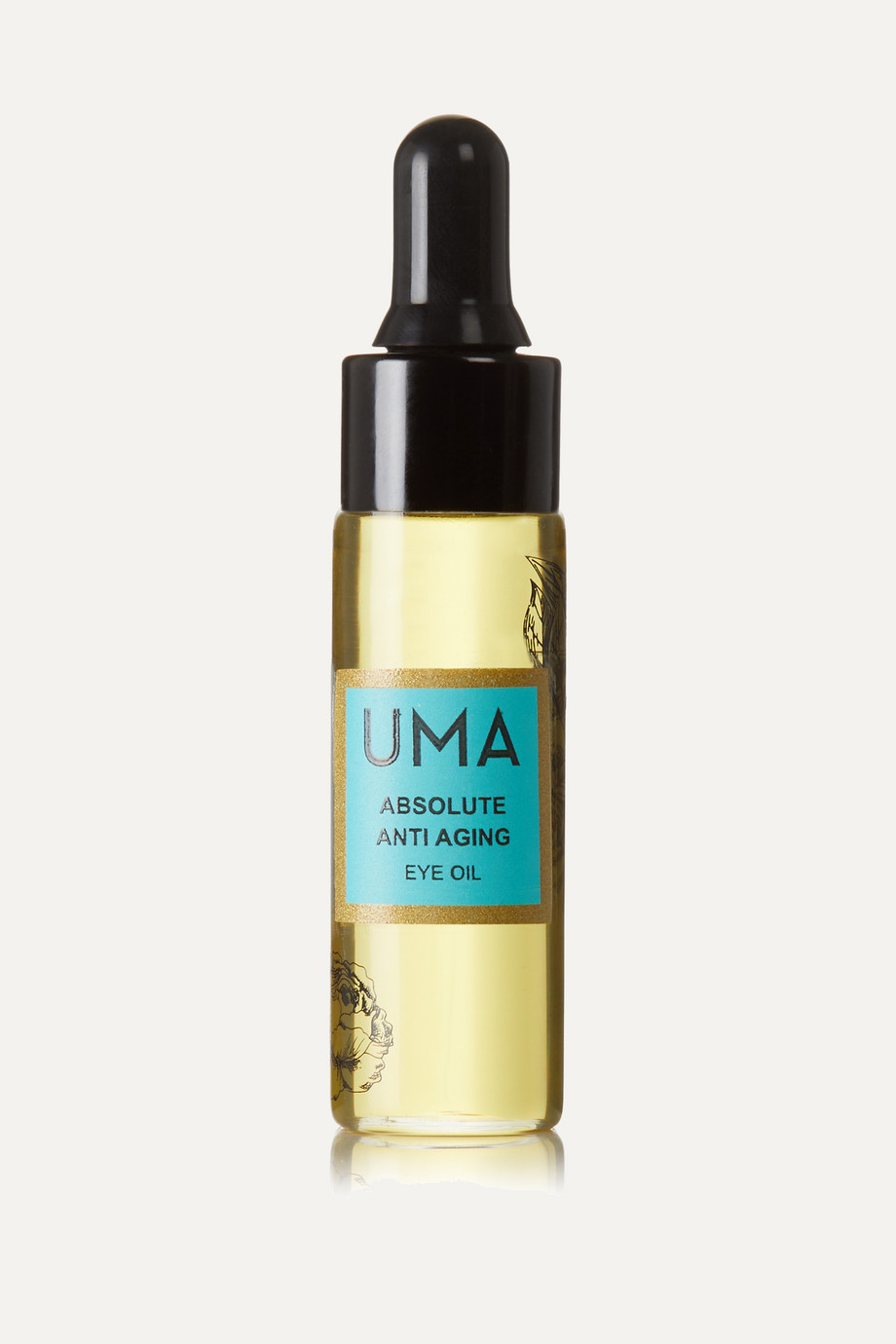 UMA Oils + NET SUSTAIN Absolute Anti-Aging Eye Oil, 15ml
