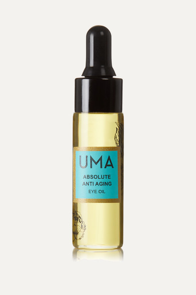 UMA OILS ABSOLUTE ANTI-AGING EYE OIL, 15ML - COLORLESS