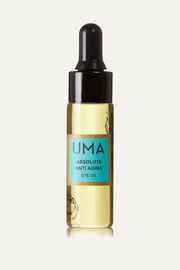 UMA Oils Absolute Anti-Aging Eye Oil, 15ml