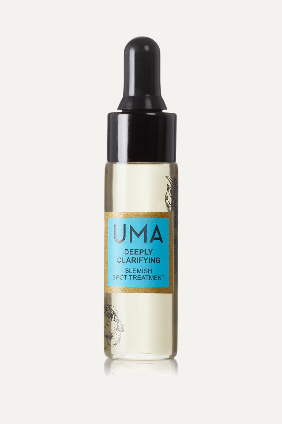 UMA Oils + NET SUSTAIN Deeply Clarifying Blemish Spot Treatment, 15ml