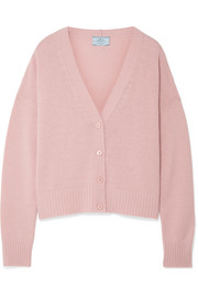 Prada Wool and cashmere-blend cardigan