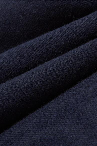 Prada Wollpullover in Oversized-Passform Die Kostenlose Versand Hochwertiger qGGvtKA