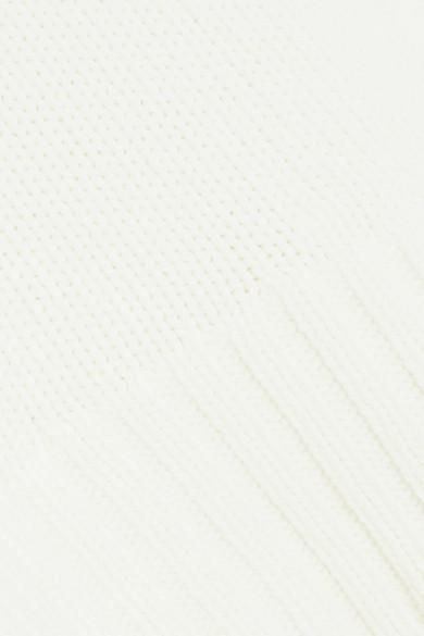 Joseph Sloppy Joe Rollkragenpullover aus einer Baumwollmischung