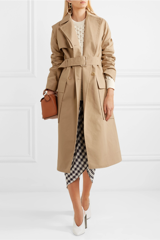 Joseph Aquila cotton-gabardine trench coat