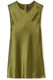 Joseph Lyle silk-satin top