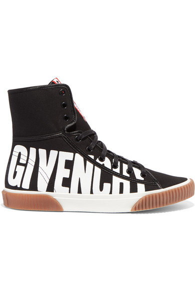 Black canvas Sneakers Givenchy OlwjUN6AB
