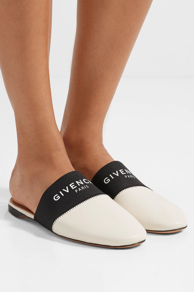 official sale online Givenchy logo mules great deals for sale new arrival online get authentic qHixKs